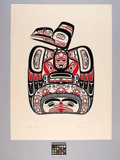Bill Reid- Children of the Raven - Haida Culture