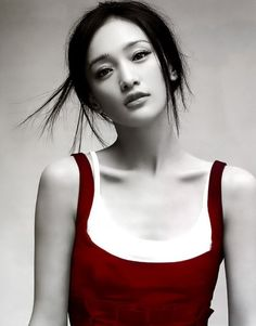 Zhou Xun- one of the most good looking Asian girl in the world!