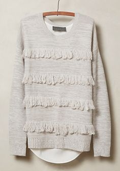 fringed lyra pullover #anthrofave  http://rstyle.me/n/s47aspdpe