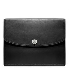 Coach Legacy Leather Ipad Clutch ($178)