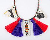 Tribal and Folklore Necklace