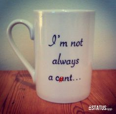 Hand Decorated 'I'm not always a ct...    sometimes by Holyflaps