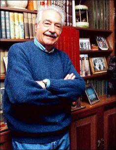 Alvaro Mutis ( 25 de agosto de 1923 – 22 de septiembre de 2013)