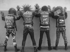 'It's Called Anarchy Arsehole': The art of the punk black leather jacket | Dangerous Minds
