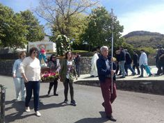 Santa Misa y Procesión del Santo #santoñateespera #turismosantoña