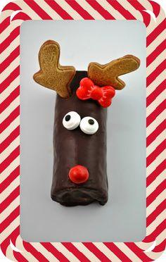 Hostess Ho Ho Reindeer