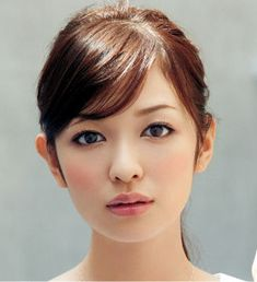 Natural eye makeup for brown eyes in four steps - oh how i wish i was asian