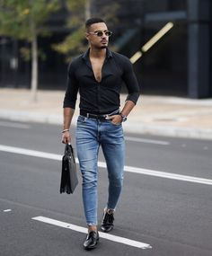 Casual Trends, Men Casual, Cool Outfits, Casual Outfits, Fashion Outfits, Older Mens Fashion, Fashion Men, Street Fashion, Monday Outfit