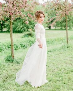 Розовые облака ... @fchriiis  Hair @nina.guchenkova  Makeup @makeup_fedorova_spb  Dress @bridalgarden.ru