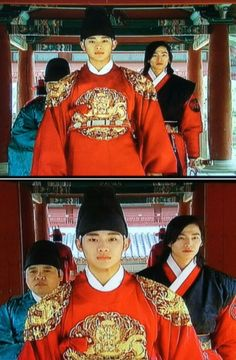 Kim Soo Hyun, in The Moon Embraces The Sun