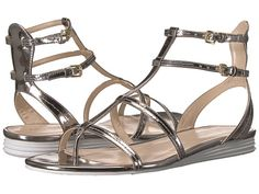 Women's ECCO Bouillon 3.0 T Strap Sandal Gold Printed Sheep Leather | Shopping The Best Deals on Sandals