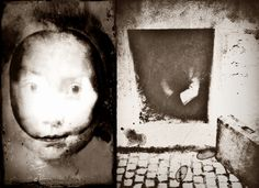 Unda ArteAthazagoraphobia   *Unda Arte is a collaborative art duo, consisting of the Swedish-Estonian artist, Marie Lundvall (born in 1970), and the Swedish artist, Peder Bjoerk (born in 1967)