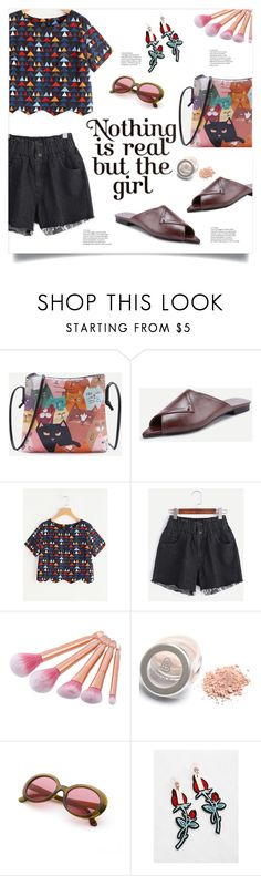 """Girl Inside"" by mahafromkailash ❤ liked on Polyvore"