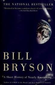 Bill Bryson Introduces His Book A Short History Of Nearly Everything Saying