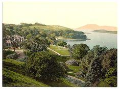 Bantry Bay. Co. Cork. #vintage postcard images