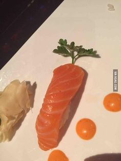 """Took grandpa out for sushi, he said """"I didn't want a carrot"""""""