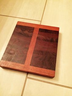 A personal favorite from my Etsy shop https://www.etsy.com/listing/220318698/butcher-block-brazilian-cherry-cutting