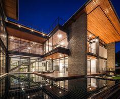 บ้านที่ตอบสนองความต้องการที่จะอยู่รวมกันและมีพื้นที่ของตัวเอง | fPdecor.com | ศูนย์รวมแบบบ้านฟรี และตกแต่งภายใน