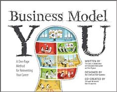 """Read """"Business Model You A One-Page Method For Reinventing Your Career"""" by Timothy Clark available from Rakuten Kobo. A one-page tool to reinvent yourself and your career The global bestseller Business Model Generation introduced a unique. Business Model You, Business Model Canvas, Buy Business, Start Up Business, Starting A Business, Online Business, Business Design, Design Thinking, Business Angel"""