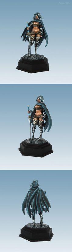 Kingdom Death Twilight Knight Female