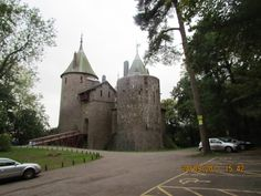 Castle Coch Cardiff