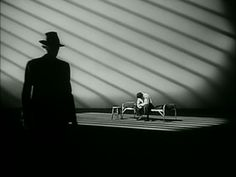 """""""Stranger on the Third Floor"""" from 1940 generally takes the honor of being the first full-on film noir. The cinematography of Nicholas Musuraca is what pushes this noir to the head of the line. Eat your heart out, """"Maltese Falcon."""""""