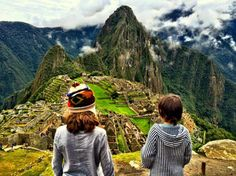 Machu Picchu with kids, Peru