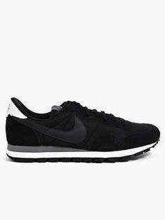 Nike Men s Black Air Pegasus 83 Sneakers Sneaker Boots 0aba49a33