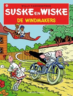 Suske en Wiske. » 126 – De windmakers