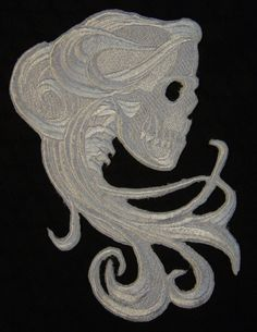 1pc Unicorn Sequine Embroidered Patch Iron On Sew On Fancy Dress Fancy Gffa
