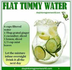 FLAT TUMMY H2o