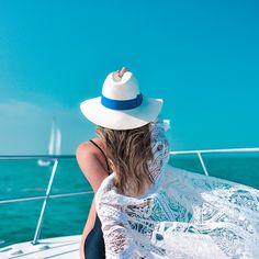 É azul que não acaba mais! | #summertime #btviaja #ThassiaEmMiami #ioraneoverseas | @iorane @rhaiffe