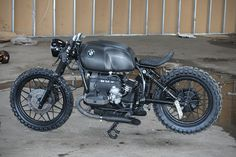 BMW R100S Black Baron by Relic Motorcycles 02