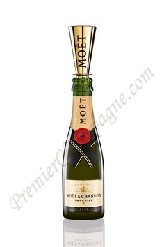 Nv Moet Amp Chandon Imperial Brut Case Pack With Sippers