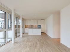 Wohnüberbauung am Amselweg Divider, Furniture, Home Decor, Decoration Home, Room Decor, Home Furnishings, Arredamento, Room Screen, Interior Decorating