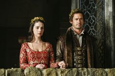 Reign, season 4, episode 11, Dead of night. Queen Mary and Darnley.