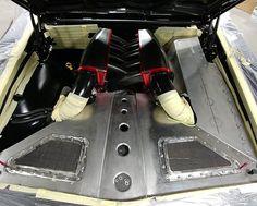 From: tokenwhitegirl - Progress so far, so many more hours to go #Chevy #camaro #67camaro #ls7 #lseverything #lsnation #restoration #restomod #custom #metal #metalfab #fabrication #classic #americanmuscle #musclecar #700hp #carbonfiber #latenight #allnighter #mastmotorsports -  More Info:https://www.instagram.com/p/BU5k5x1BBSn/