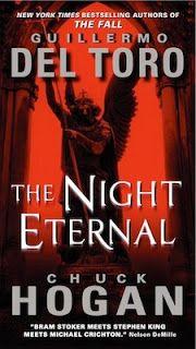 The Night Eternal by Guillermo Del Toro & Chuck Hogan