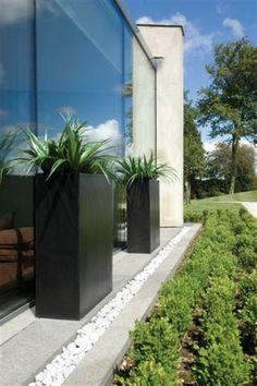 Capi Tall Envelope planter