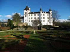Saarland castles