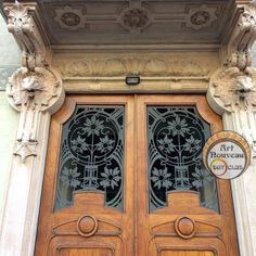 Milan & Turin Liberty Style Exclusive Private Tours - The best Art Nouveau Italy Art, Front Entrances, Entrance Doors, Turin, Palermo, Art Nouveau, Florence, Rome, Milan
