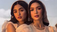 Andrea Brillantes and Francine Diaz Have More in Common Than You Think Filipina Girls, Filipina Actress, Filipina Beauty, Couple Aesthetic, Aesthetic Pictures, Pre Debut Photoshoot, Filipino Fashion, Cute Sister, Ideal Girl
