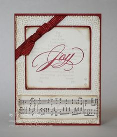 Joy to the World - PP66 by topspin - Cards and Paper Crafts at Splitcoaststampers