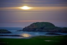 Iona, Scotland | ... iona easter sunset on the rocky island of iona in western scotland you