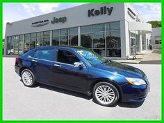 awesome 2012 Chrysler 200 Series Limited - For Sale View more at http://shipperscentral.com/wp/product/2012-chrysler-200-series-limited-for-sale/