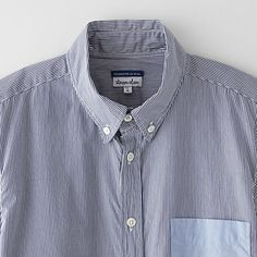 Classic Collegiate Shirt // Steven Alan