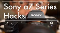 """5 Hacks for Sony a7 Series: LokTalk Top Tips 5 tips to make your a7 camera so much better: - Show histogram while changing exposure - LCD off button - Faster AF (sort of) - Screen protector - USB power You may also like:Lok tests all the new features of the Apple iPhone X camera About Lok Cheung: Currently known as the YouTuber who make """"video"""" blog. Former presenter of YouTube channel DigitalRev TV.I review camera gears at youtube.com/PhotoGearNews. And you'll find everything else in this…"""