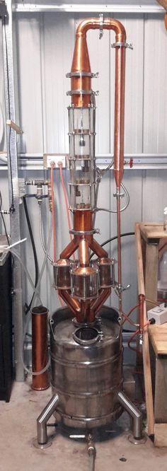 Beer Brewing, Home Brewing, Homemade Whiskey, Copper Moonshine Still, Whiskey Still, Cider Press, Copper Still, Pot Still, Brewing Equipment