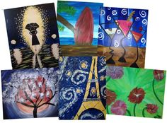 No Experience Necessary!  We provide step-by-step instructions for making your very own, unique art work. http://corkncanvasiowa.wix.com/corkncanvasiowa