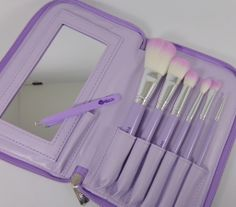 Basic Cosmetic Brush Set 510 by Crown Brush #6